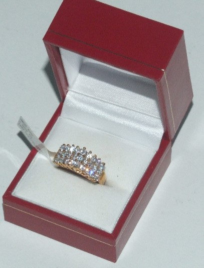 CZ ring size 8