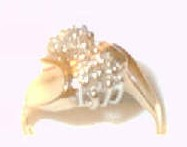 diamond cluster size 8